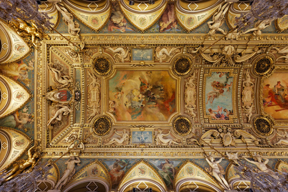 Town Hall Ceiling