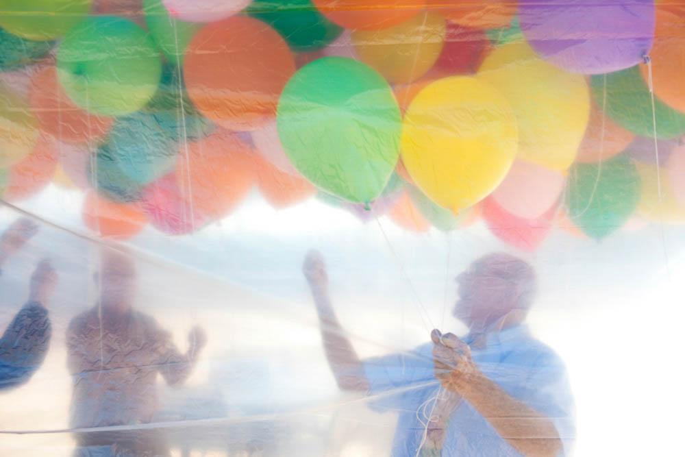 Memorial Balloons
