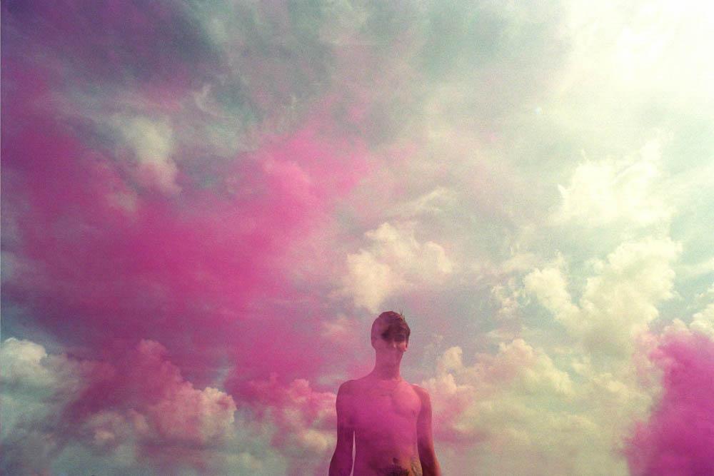 Ian and Smoke (Pink), 2010