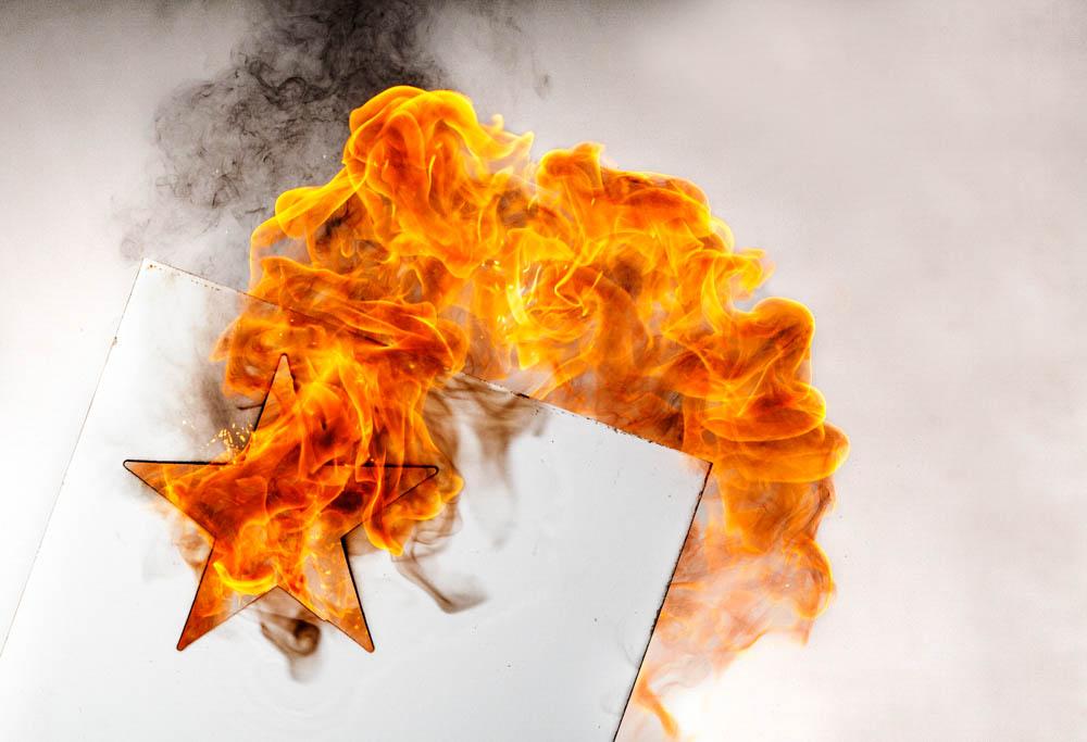 Gasoline Explosion I