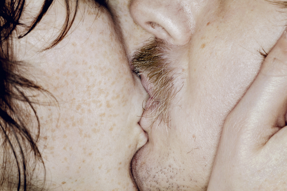 kiss detail