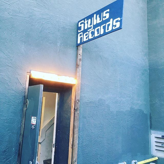Playing stylus records tonight with @thehouseswwgu & @jaketouzel. Doors at 8pm, show at 9pm. #vancouver #concert #show #backalley #recordshop
