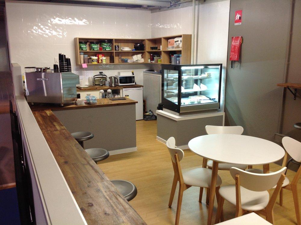 Powerstation Café