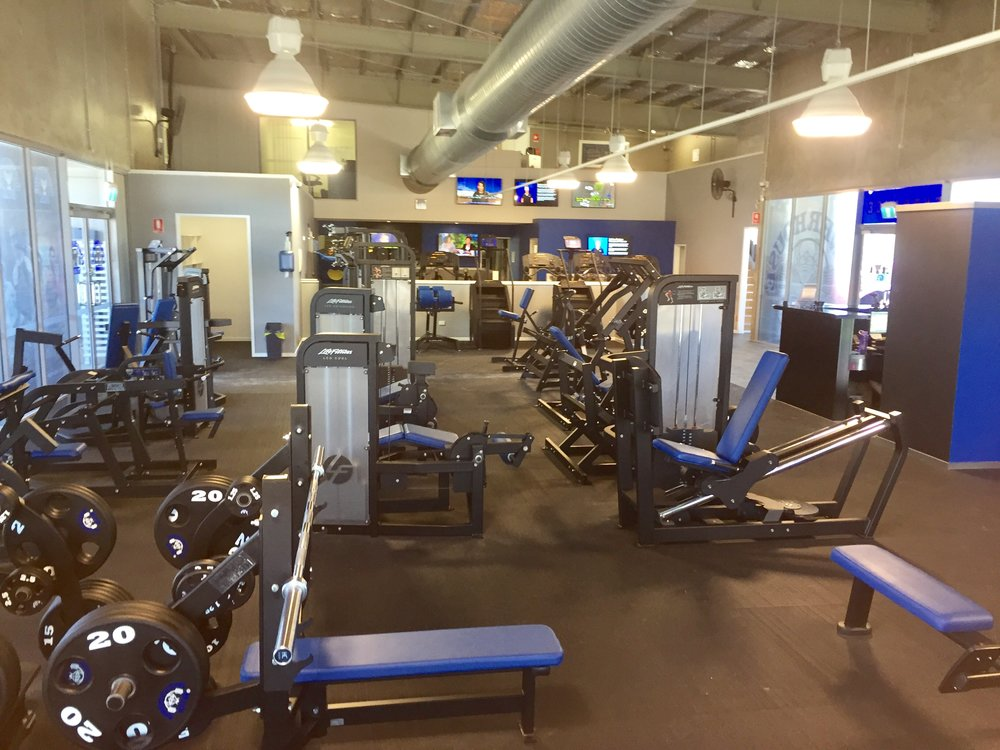 Weight Area