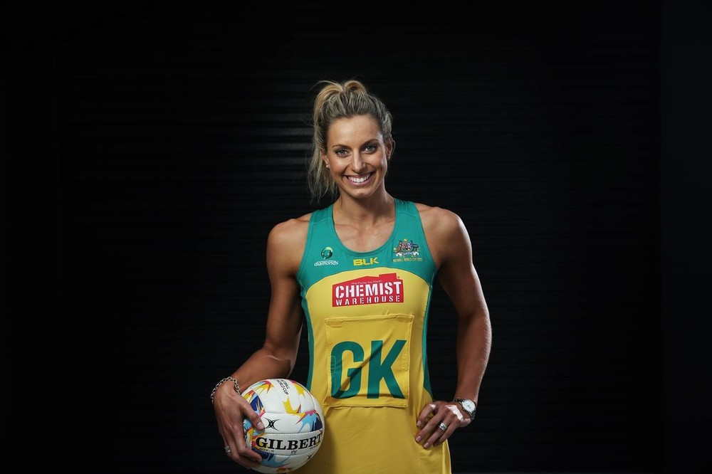 Laura Geitz, Australian Diamonds and Queensland Firebirds captain