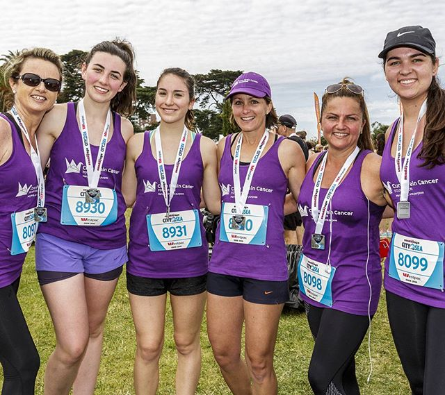 Did you know we're trying to raise $500,000 for 830+ charities at #City2Sea this year? Find out how you can make a difference for a charity you care about: www.thecity2sea.com.au/raising-money/
