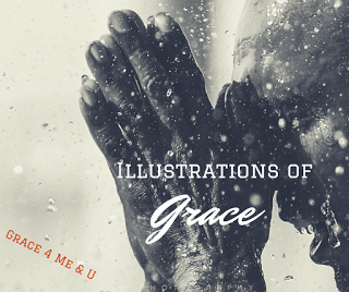 Sanctifying Grace! How can you illustrate the process of God cleansing you through Jesus. Check out this post for an example. | Grace 4 Me & U