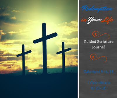 Redemption started at the cross when Christ bought us back. In doing so he offers us freedom. The question is do you live your life in that freedom? Join me as we learn about Redemption and how to live our life in freedom.  | Grace 4 Me & U