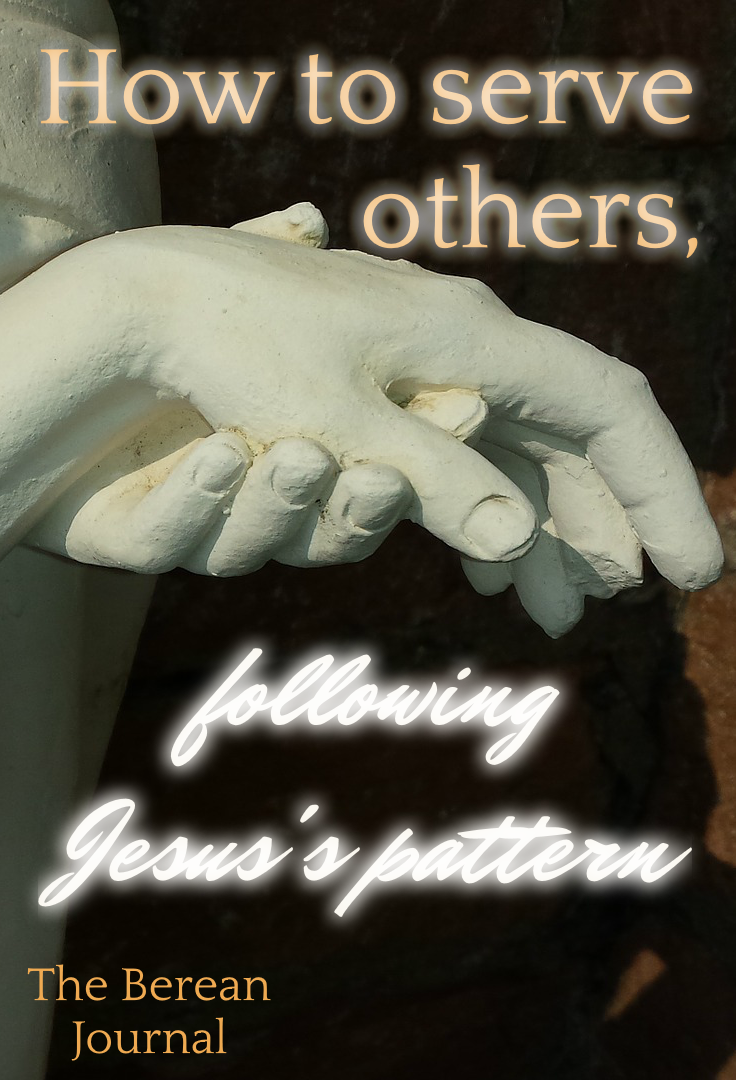 It is time to serve others. Join me as I look at Bible Verse and scripture quotes to serve others as Jesus modeled for us. Join me in pleasing God by loving others.