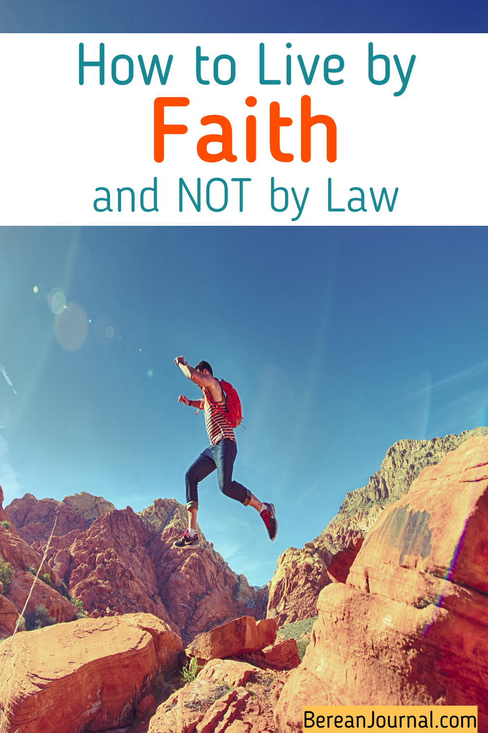 As a Christian, Faith in God is not just a building block, but a way of life. Check out this Illustration of what Faith in God is all about and become women of faith not living in fear of the law.