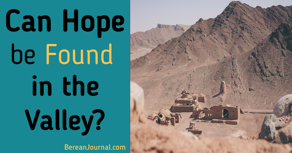 Hope can lead you to disappointment. Disappointment can feel like death. Hope may not feel like all it has cracked up to be, but here are some truths from my Bible Study on dry bone hope. Join me as I open the scripture to see if Hope can be found in the dry bones, and the valley of death? | Check out www.bereanjournal.com for more #devotions and ministry tips.