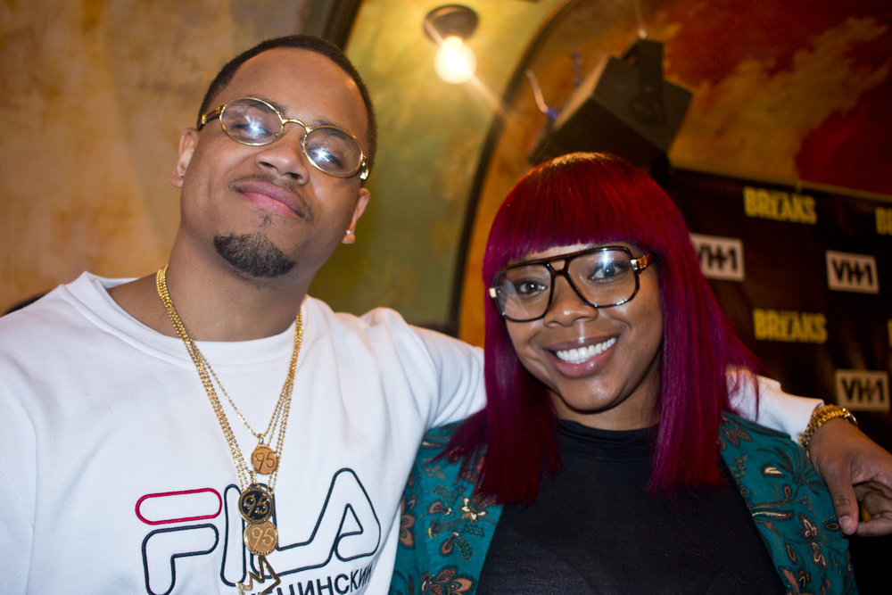 Mack Wilds & Miss Lissa Knows