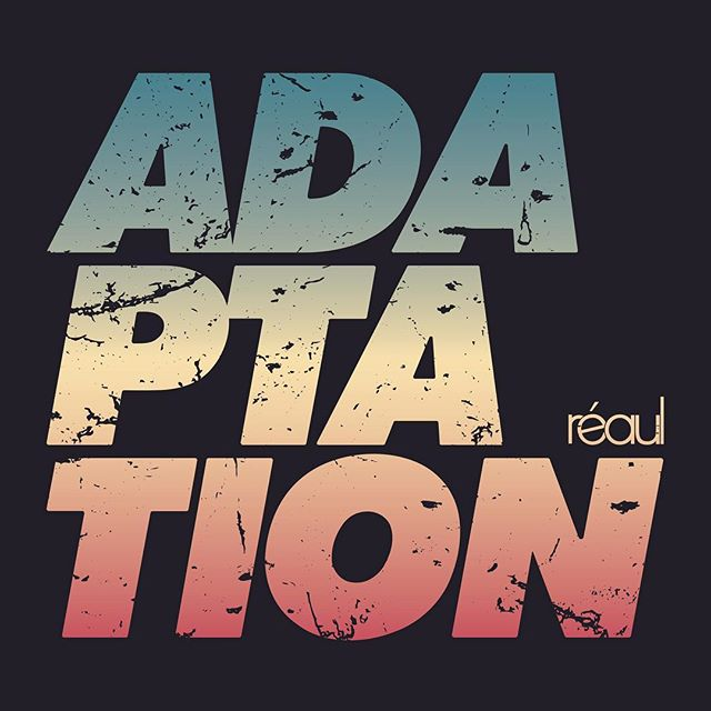 ADAPTATION - Our new album is out now everywhere! Grab your copy on iTunes, Amazon, Google Play, or listen on Spotify. Whoop! Whoop! What a fantastic Friday it is.  #newmusic #adaptation #newmusicfriday #newsong #song #producer #producerlife #studio #studiolife #songwriter #songwriterlife #music #cdrelease #itunes #amazon #googleplay #