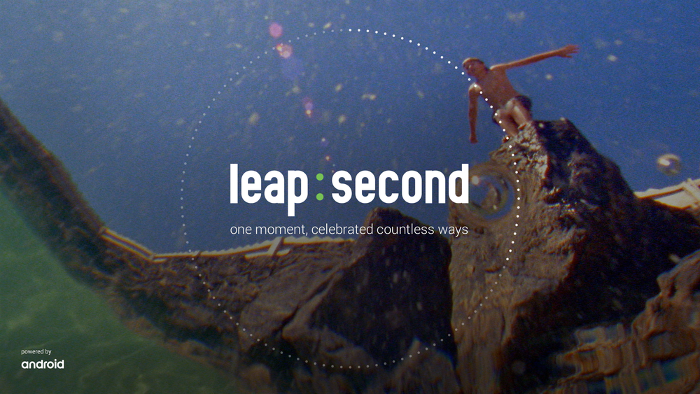 Leap Second Android Nick Partyka 1