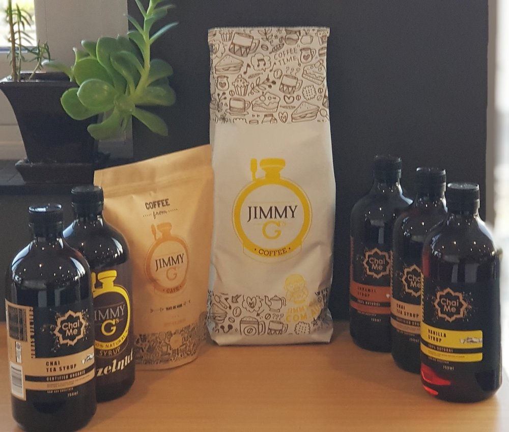 Get your coffee beans now! - Enjoy our coffee at your office or Home