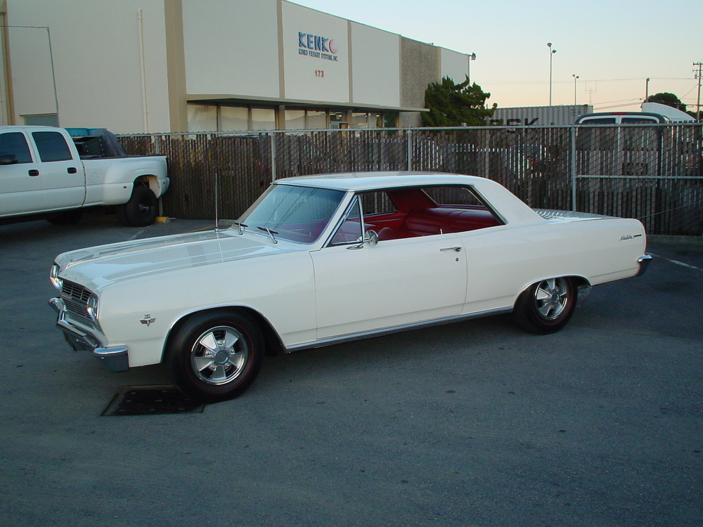 1965 Chevelle Hardtop