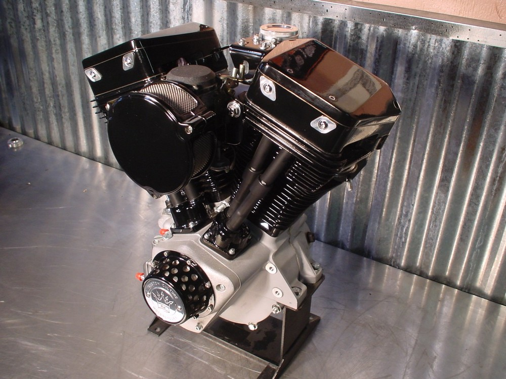 KCM HD Super 80 Evo Engine