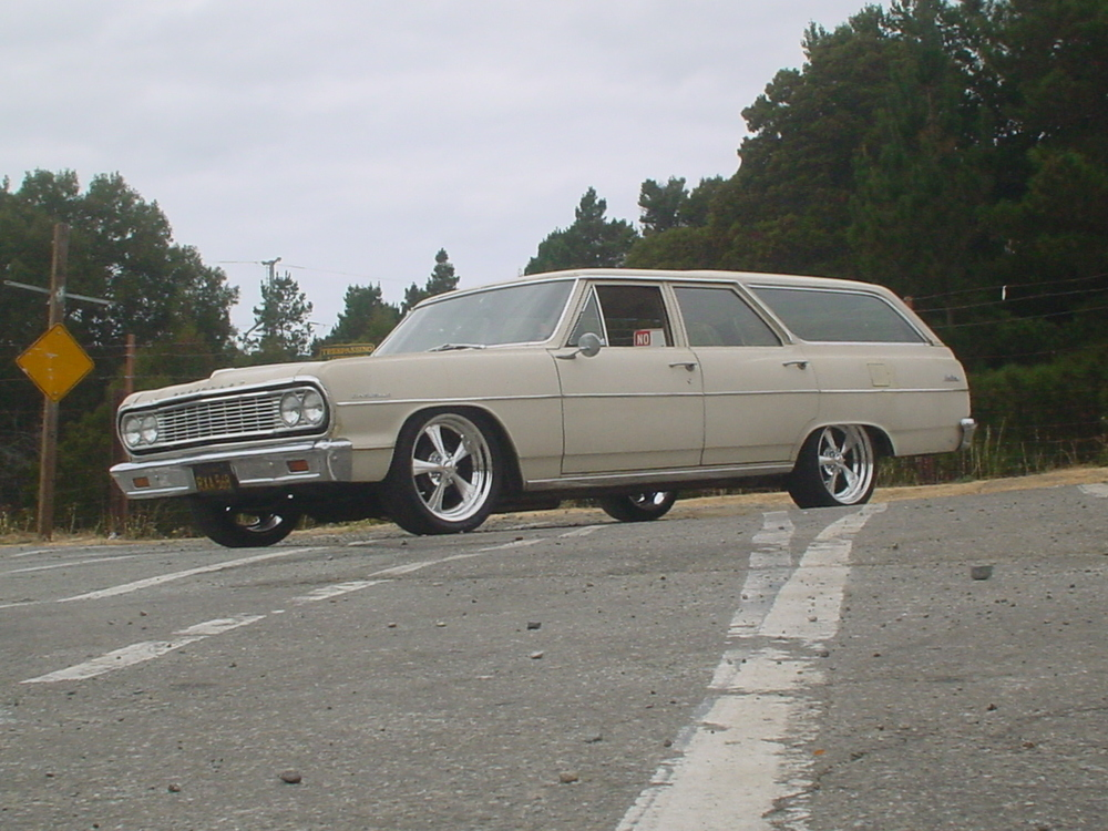 1965 Chevelle Station Wagon