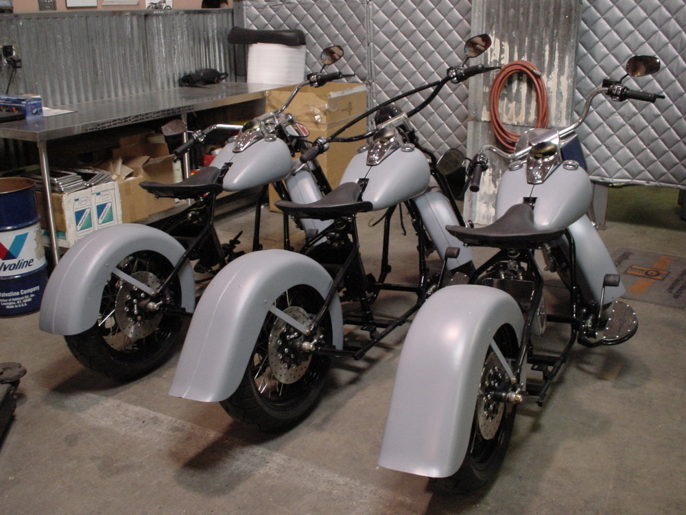 KCM Rollers