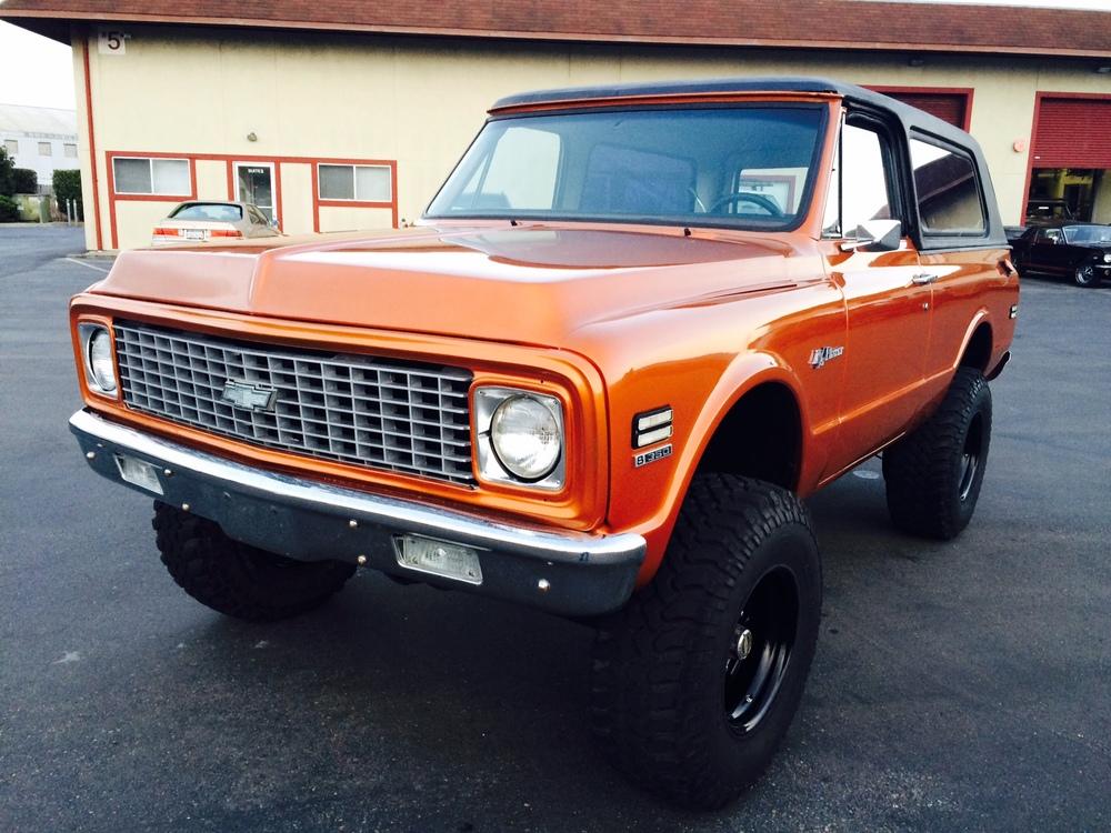 1972 Chevy Blazer K5