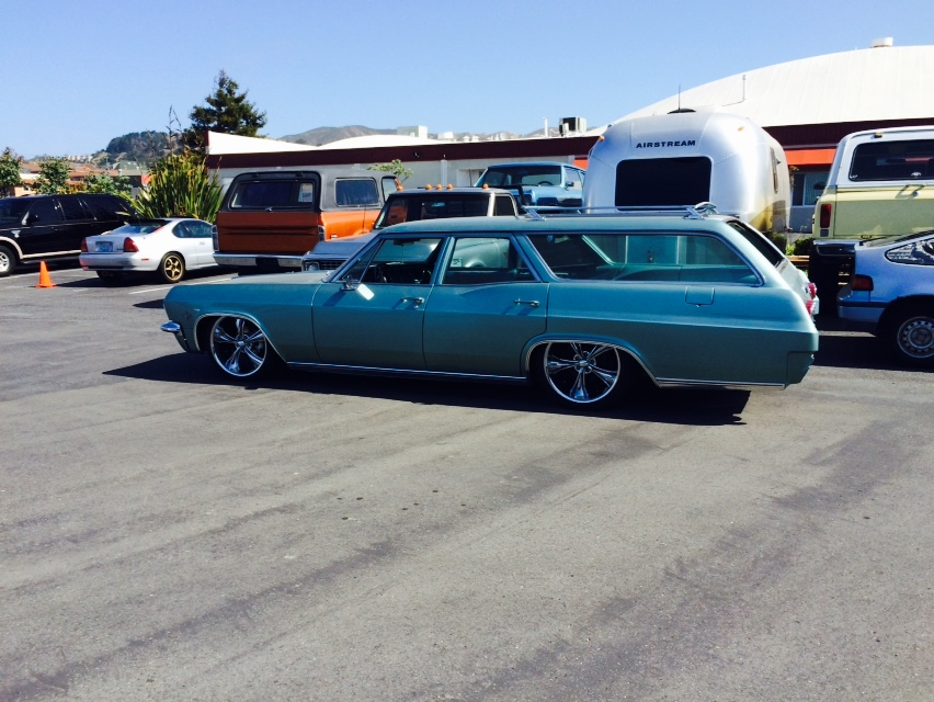 1965 Chevy Impala Station Wagon