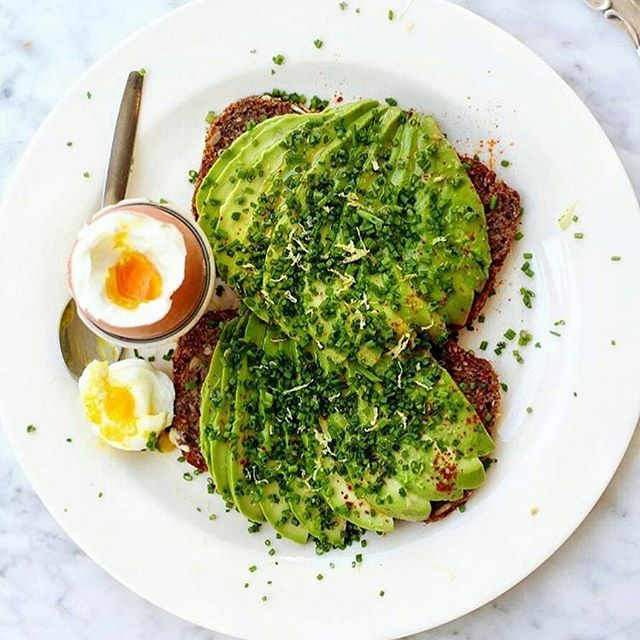 Yes, there is an entire #Instagram feed dedicated to #avocadotoast.