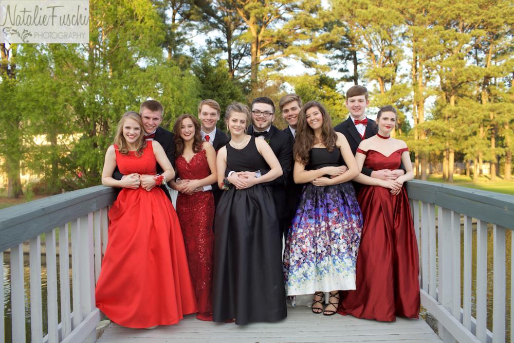 Germantown, TN Prom Photos