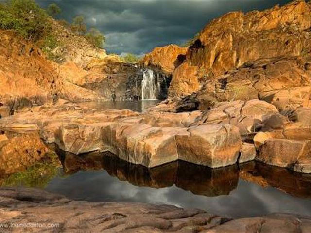 A while back I was lucky enough to visit this place in the Northern Territory. I always get inspiration from natural wanders. One of my favourite aspects of landscaping is recreating natural beauty in people's everyday outdoor living spaces. Having created and designed many water features through my career. Note to self, get professional pictures taken of my designs and constructions 📷