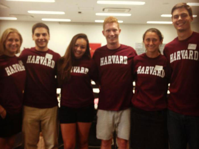 YLC Teachers Rep Harvard!
