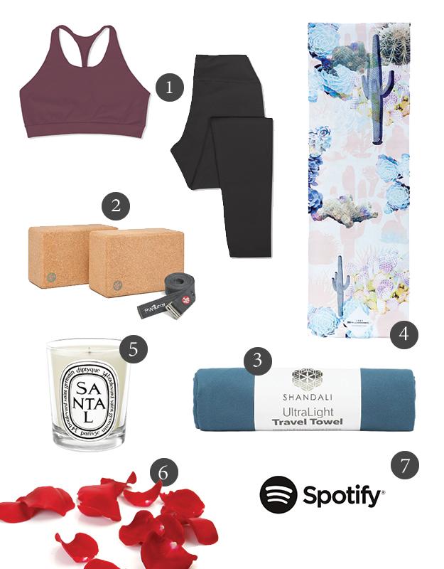 My At-Home Yoga Essentials — LiveClean Kitchen e503f55f61b