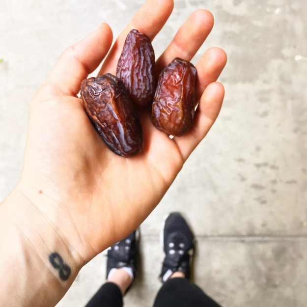A date with dates.