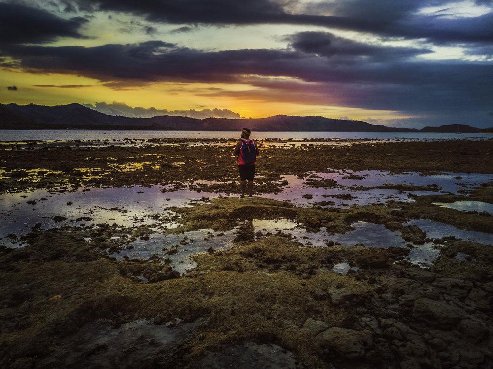 Lombok Indonesia Black Travel Blogger