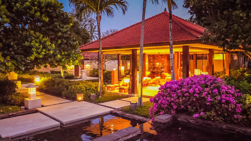 Spa Village at Kriya Spa, Grand Hyatt Bali