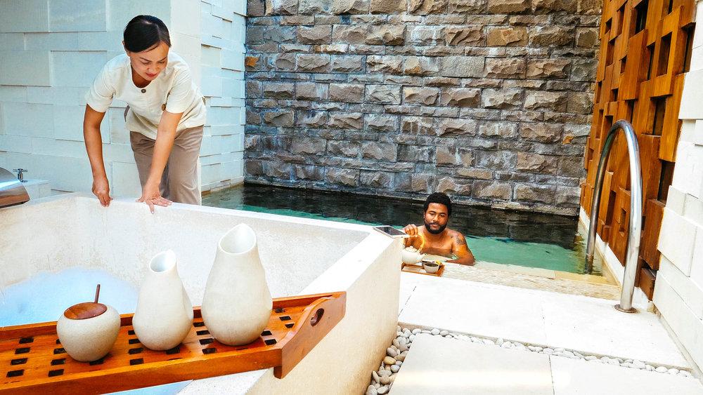 Kriya Spa Grand Hyatt Bali