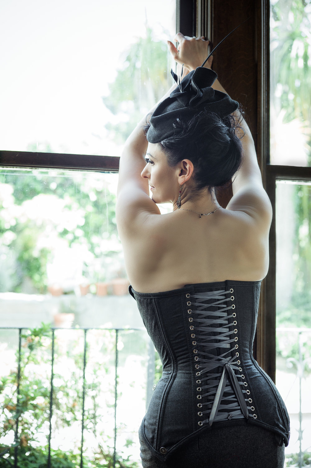 "Corset: Dollymop for Dark Garden "" Cavalry "" 