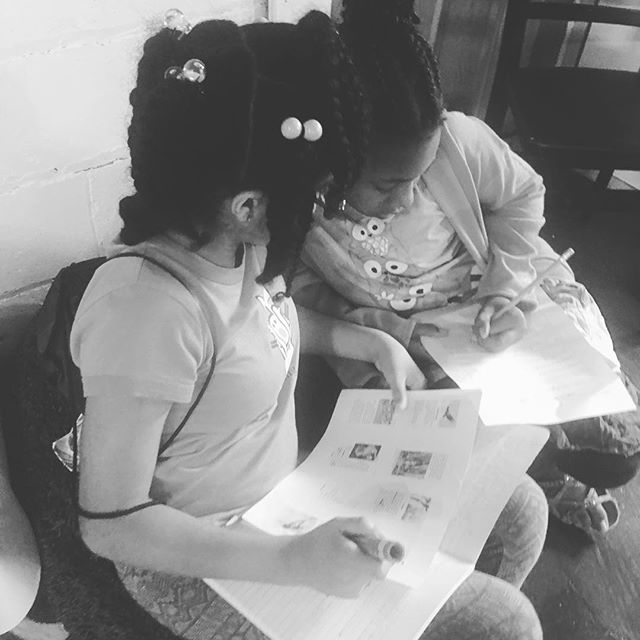 We learn. We plan. We change. #tufcookies17 #girls #education #detroit #bold #brave