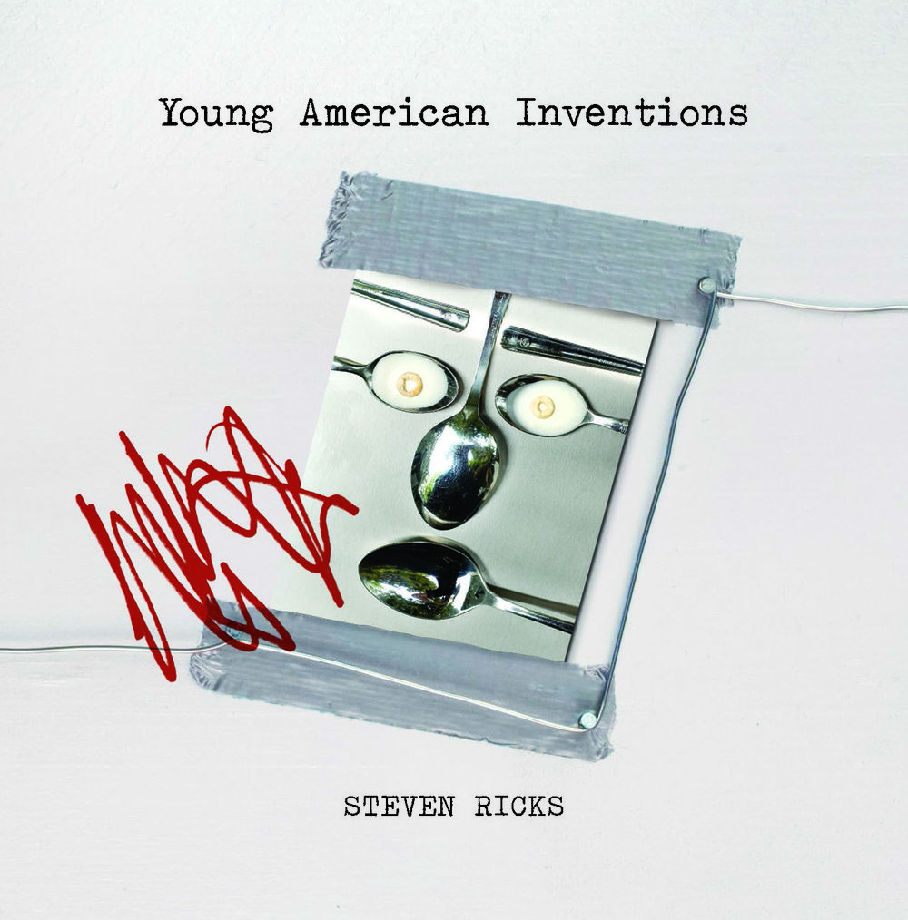 Young American Inventions - Released in June 2015 on New Focus Recordings, Young American Inventions features works for electronics, chamber ensemble, and a mix of the two, with pieces from 1997 to 2011. It includes performances by Canyonlands New Music Ensemble, Flexible Music, Hexnut, and pianists Scott Holden and Keith Kirchoff.