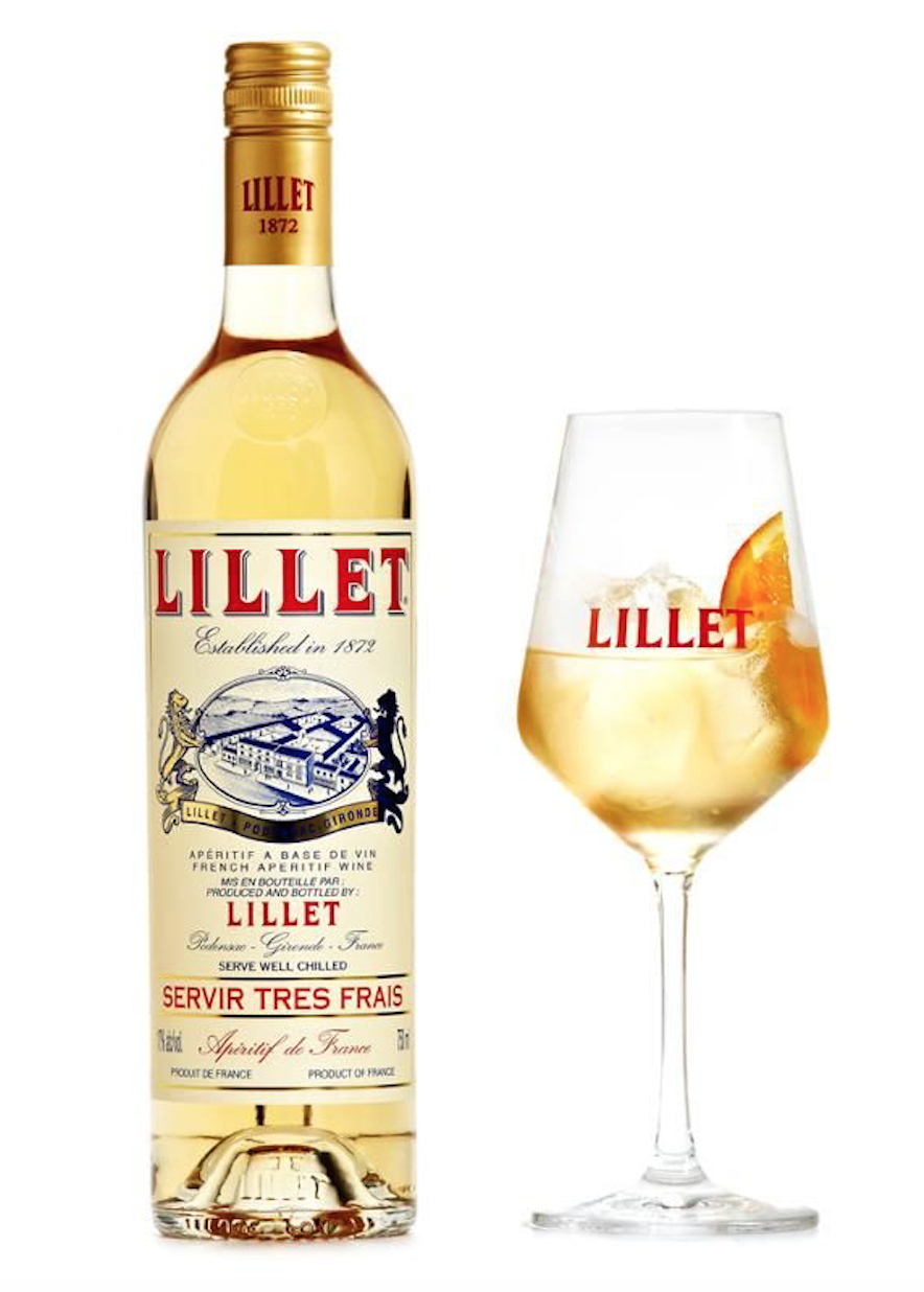 1- lillet blanc