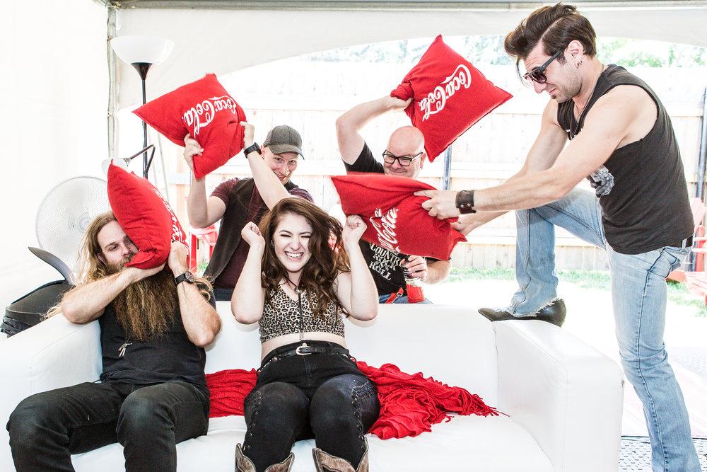 Okotoks Singer To Make Calgary Stampede Coke Stage Debut