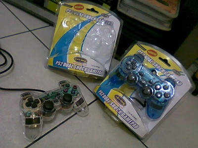 CD-RKing PS2 Controller