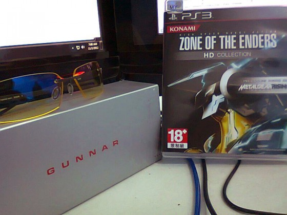 Zone of the Enders HD and Gunnar Edge