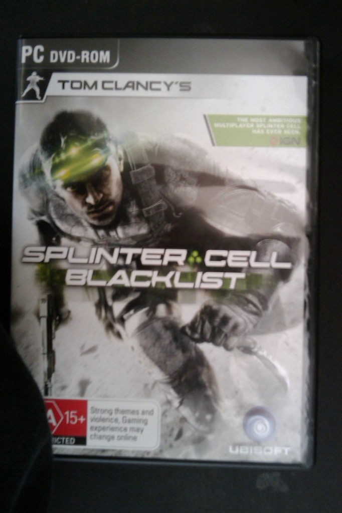 SplinterCell BlacklistFinal