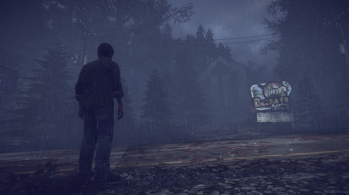 Silent Hill Downpour screenshot