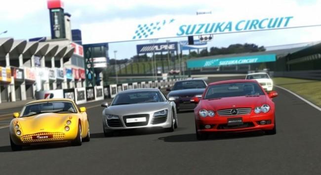 Gran Turismo 5 patch
