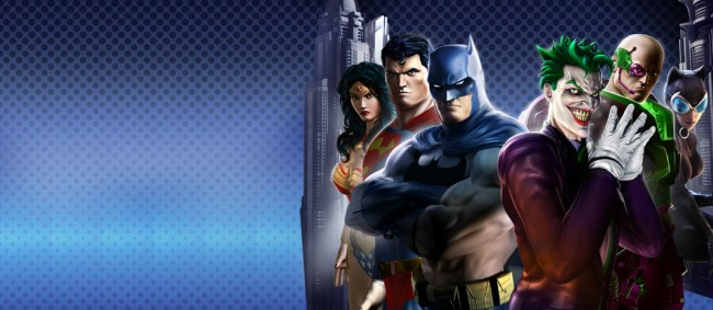 DC Universe Online Free to Play