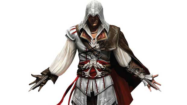Ezio joining Soul Calibur V