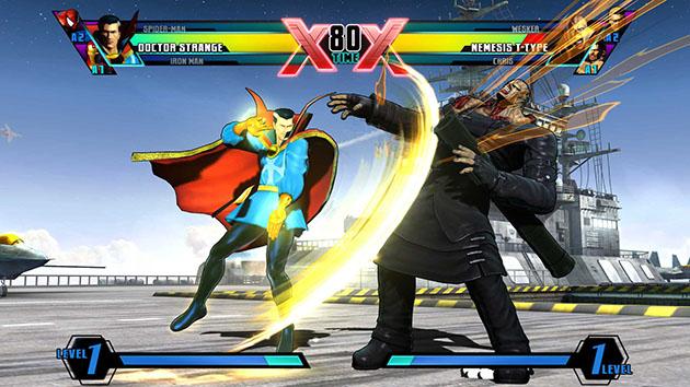 Dr. Strange vs Nemesis