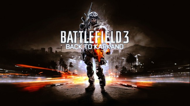 Battlefield 3 expansion pack
