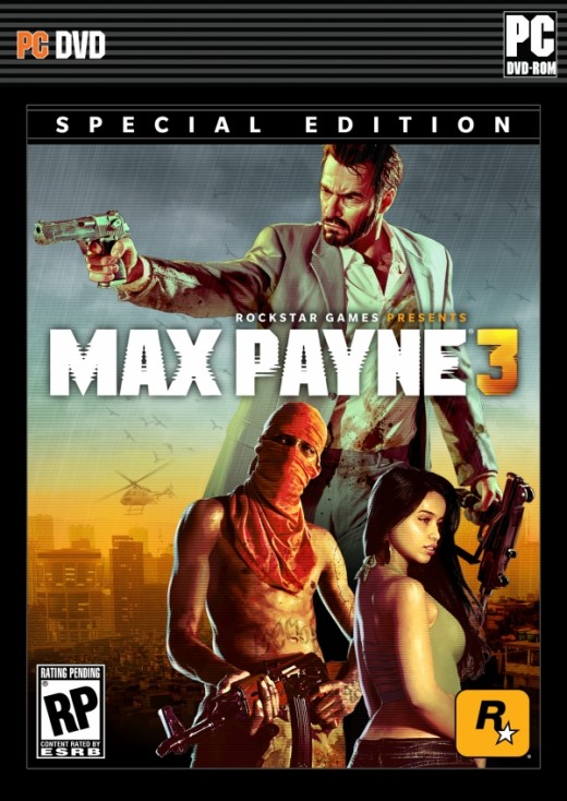 Max Payne 3 Rockstar Games