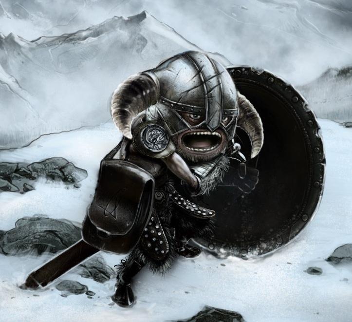 Skyrim - Dovahkiin aka Dragonborn